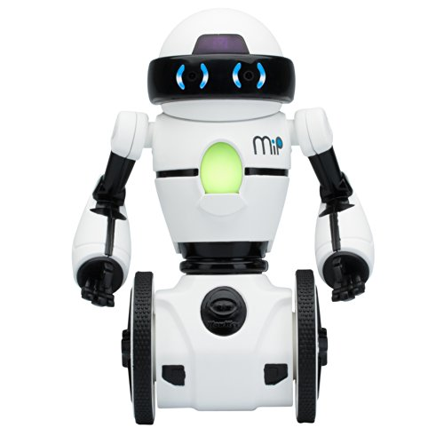 41lNNsEHCjL - Wow Wee - Robot MiP, color blanco (821)