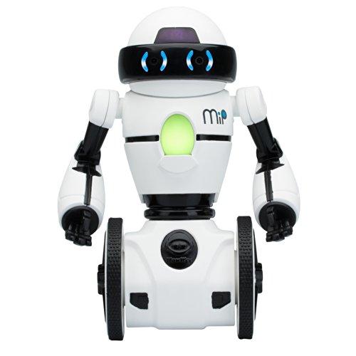 41lNNsEHCjL - WowWee - Robot MiP, color blanco (0821)
