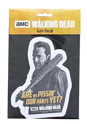 Preisvergleich Produktbild The Walking Dead Negan Auto Decal