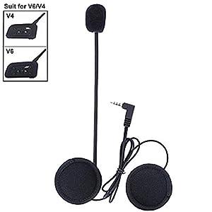 Micrófono Auriculares para V6/V4 Moto