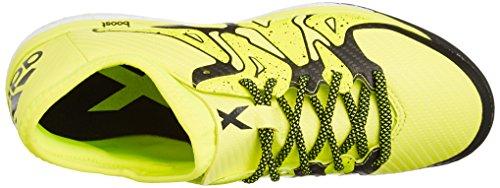 Adidas-Chaussures X 15,1 Boost homme Jaune/noir