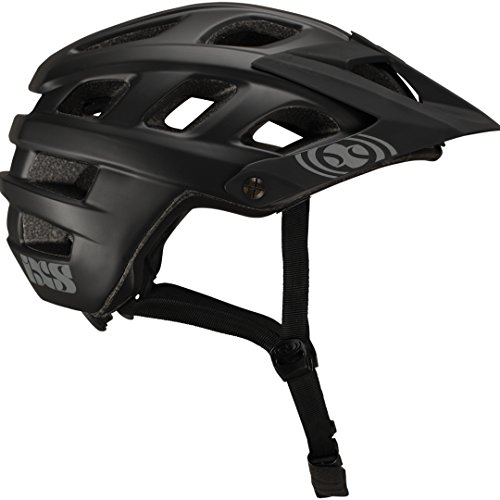IXS Enduro-MTB Helm Trail RS EVO Schwarz Gr. M/L,58-62/M-L