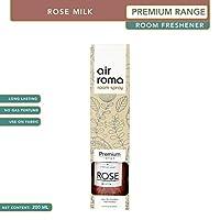 AirRoma Rose Milk Room Freshener Spray 200 ml
