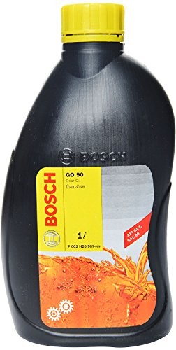 Bosch F002H20987079 GO 90 API GL-4 SAE 90 Gear Oil for All Vehicles (1 L)