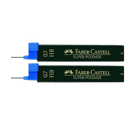 Doppelpack Faber Castell SUPER-POLYMER Feinminen 0.7HB