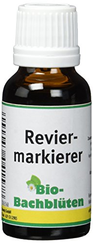 cdVet Naturprodukte Bio-Bachblüten Reviermarkierer 20ml
