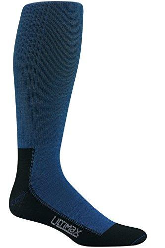 Wigwam Herren Socken Snow Whisper Pro Dunkles Jeansblau Size UK 5-8/EU 37-42 - Wigwam-ski-socken