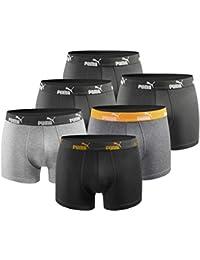 PUMA Herren Boxershort Limited Statement Edition 6er Pack