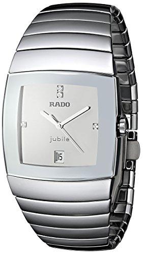 Rado Reloj de hombre cuarzo suizo correa y caja de cerámica R13719702