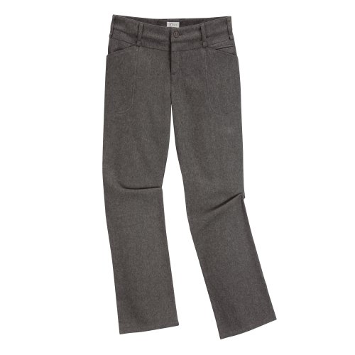 Ibex Outdoor Bekleidung Damen Wolle Hose Ramble, damen, Grey Haze (Outdoor-wolle-hose)