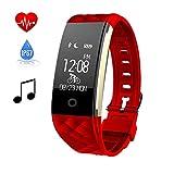 iPosible Fitness Tracker Cardiofrequenzimetro, Orologio Fitness...