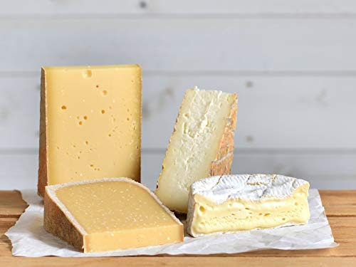 Probierpaket   Käseset 'Zum Wein & Bier'   4x Käsesorten