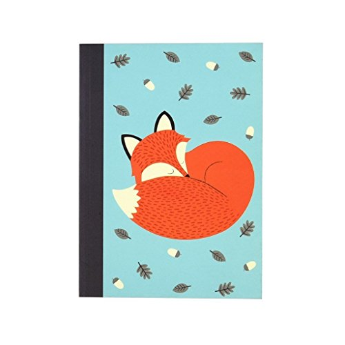 a6-lined-notebook-choice-of-design-rusty-the-fox-