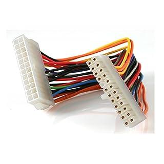 STARTECH.COM ATX24POWEXT Power Extension Cable, 24 Pin ATX 2.01 - 90 cm