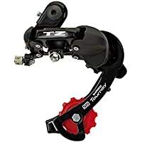 Shimano Tourney RD-TZ50 Direct Attachment Rear Derailleur 6/7 Speed Black by Shimano