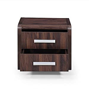 Royaloak Melon Side Table (Brown)