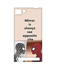 Mobifry Back case cover for Vivo X5 Mobile ( Printed design)