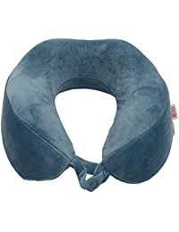 Store2508™ Imported Contoured Soft Memory Foam Travel Neck Pillow