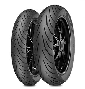 Pirelli Angel City - 100/80/R17 52S - A/A/70 DB - Pneu de moto