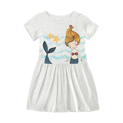 Fairylinks Mädchen Kleid Gr. Large, (Für Trunk Mädchen Dress Up)