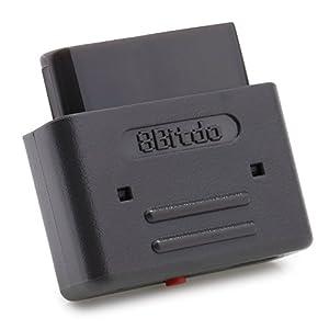 GOZAR 8Bitdo Bluetooth Retro Receiver Für Nintendo Wii Wii U Für Ps4 Game Controller