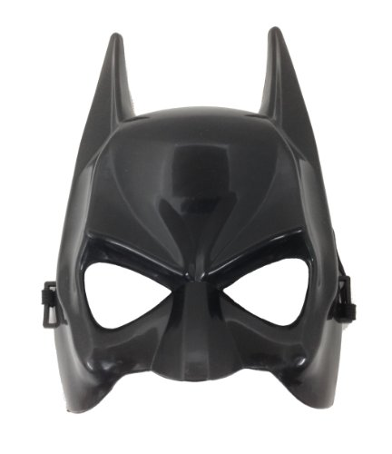L210 BATMAN Maske für Fasching Karneval Theater Halloween V2 (Batman Halloween Maske)