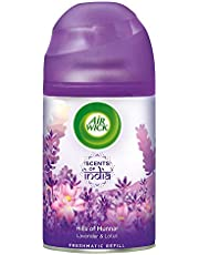Airwick Freshmatic 'Scents of India'  Air-freshner Refill, Hills of Munnar - 250 ml