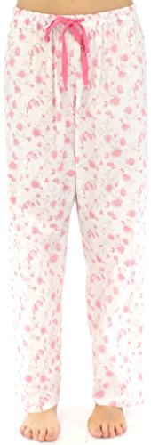 Sleepyheads Ensemble pyjama femme à manches courtes coton vêtement de nuit Roses Roses Transparentes