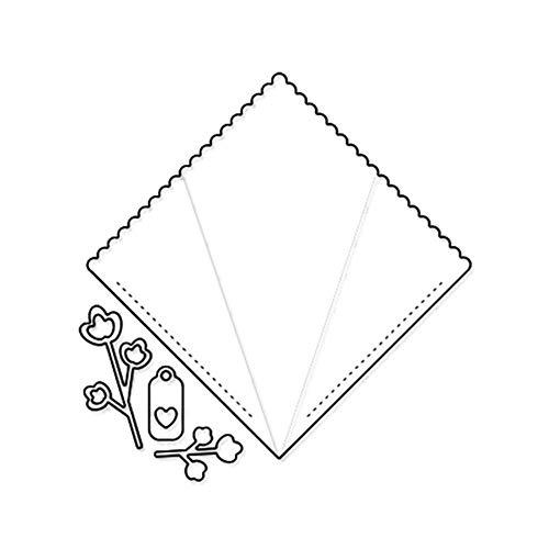Bouquet Metallschneideisen Blumen für Scrapbooking-Karte Machen Album Embossing Crafts New Craft Schneiden Gestempelschnitten Dies, Stanzformen, China China Bouquet