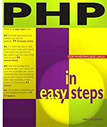 Php In Easy Steps (In Easy Steps Series) by Mike McGrath (2002-07-25)