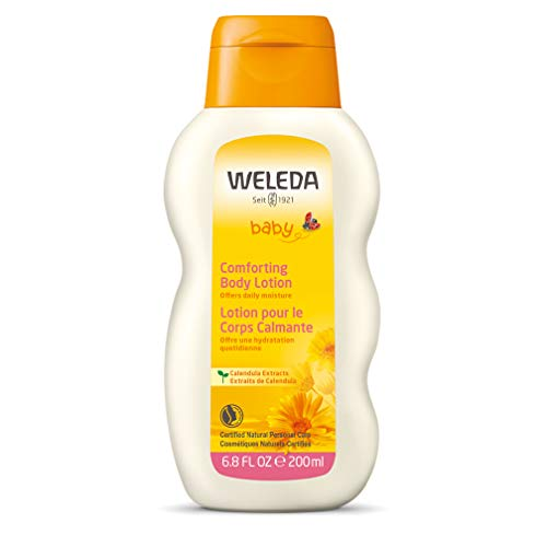 Weleda Organic Calendula Natural Baby Lotion 200ml Pack of 1