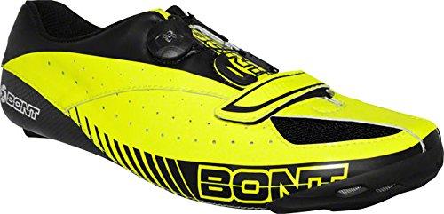 Bont Scarpe da ciclismo Blitz Yellow / Black 43