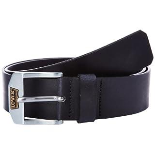 Levi's Men's New Legend Belt, Black, 100 cm (Manufacturer size: 100)