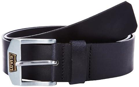 Levi's Men's New Legend Belt, Black, 100 cm (Manufacturer size: