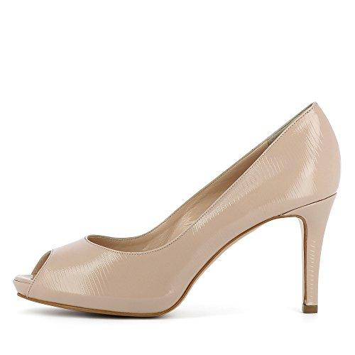 Evita Shoes Elisa, Scarpe col tacco donna Beige chiaro