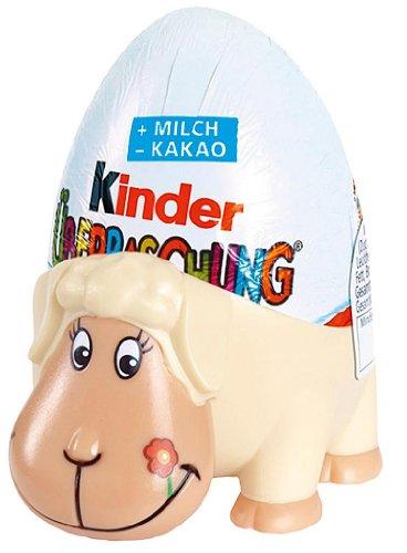 Produktbild Ferrero - Kinder Überraschung Eierbecher - 20g