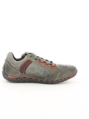 Cafenoir QA601 Sneakers Uomo Multigrigio