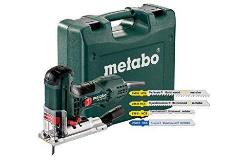 Metabo Set Pendelstichsäge 601100900 STE 100 Quick 710 Watt, W