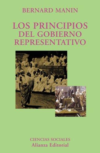 Los principios del gobierno representativo (El Libro Universitario - Ensayo) por Bernard Manin