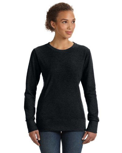 Anvil - Sweat-shirt - Femme Noir