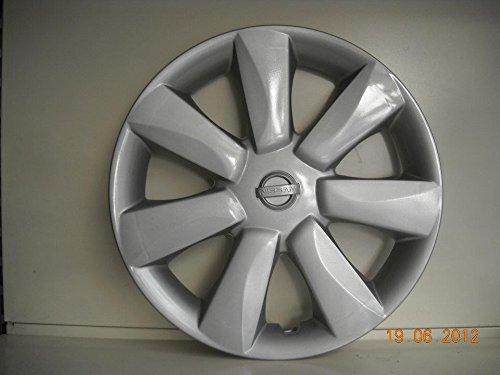 Set 4 Coppe Ruota Copricerchio Borchie Nissan Micra dal 2010 r 14