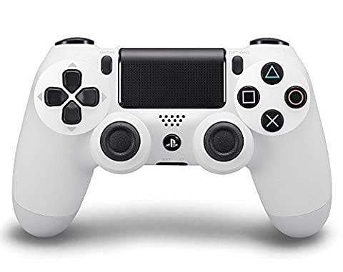 PS4 Playstation 4 Standard White Rapid Fire Modded Controller for