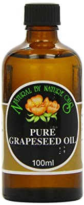Natural By Nature Grapeseed Oil 100ml from Natural By Nature Oils Ltd