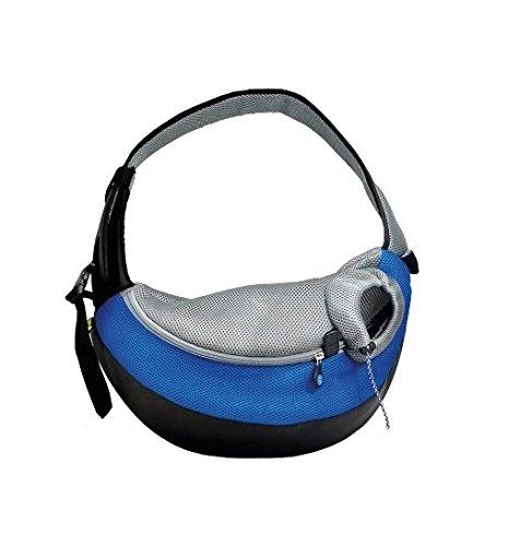 Borsa-da-viaggio-Carrybag-Trasportino-da-passeggio-ideale-per-cani-di-taglia-piccola-o-gatti
