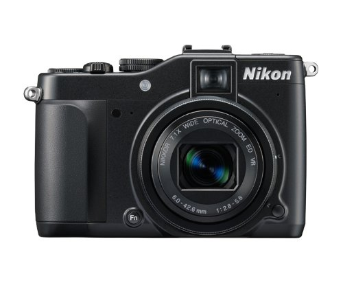 Nikon Coolpix P7000 Digitalkamera (10 Megapixel, 7-fach Weitwinkelzoom, 7,6 cm (3 Zoll) Display), HD-Video) schwarz (Nikon P7000 Kamera)