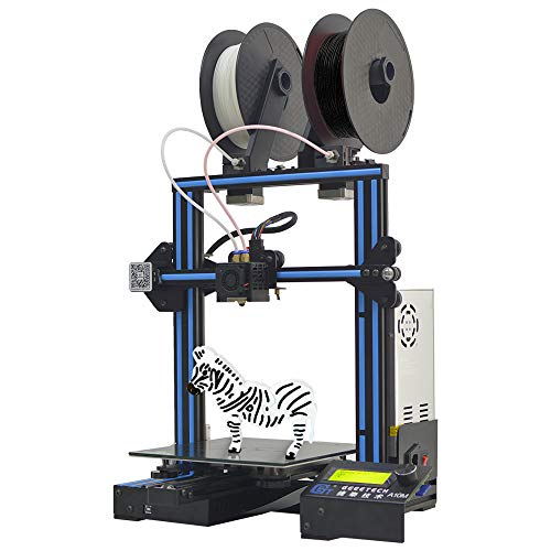 Geeetech A10M Impresora 3d Mix color impresión, Dual