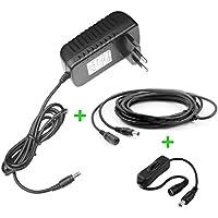 Cargador 12V compatible con Speakers Altec Lansing FX2020 (Fuente de alimentación) - enchufe español - Premium