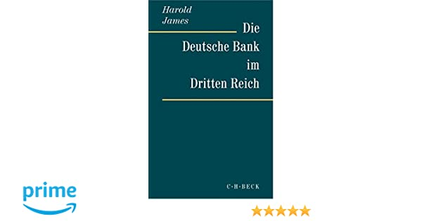 Deutsche Bank Empfehlung Geschenk die deutsche bank im dritten reich amazon de harold karin