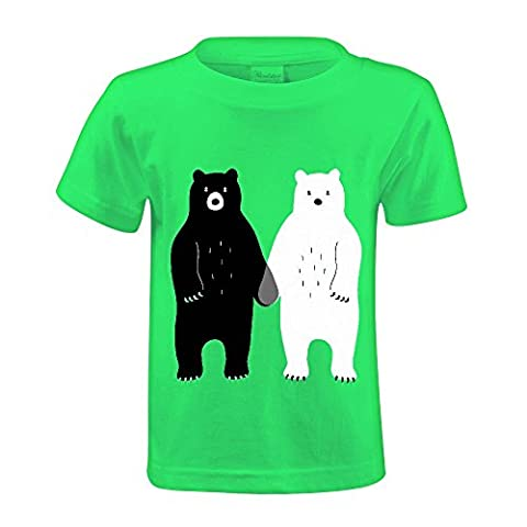 Bathman - T-Shirt - Garçon - Vert - S