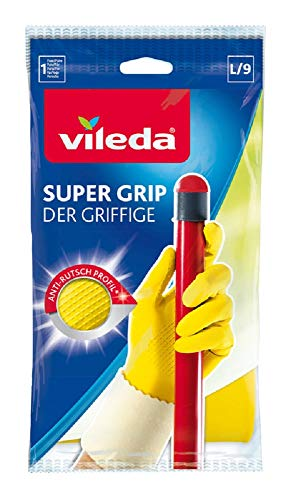 Vileda Gummihandschuh Vileda  Der Griffige Universal Grip